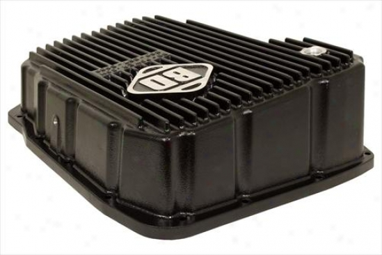Heavy Duty Transmission Pan