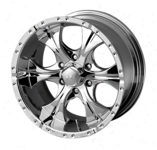 Helo Series He791 Wheel