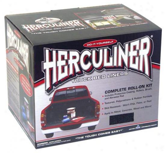 Herculiner Quart - White