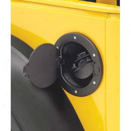 Highrock 4x4 Fuel Door By Bestop