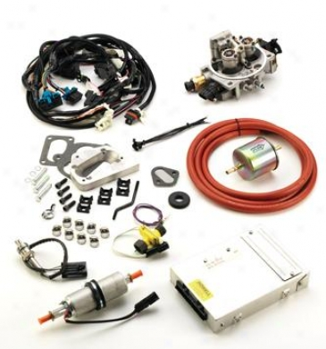 Howell Fuel Injection Kit By Howell Ca-yj258