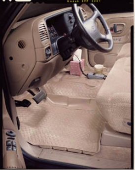 Husky Floor Liner Anterior Center Hump