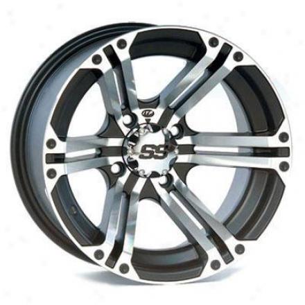 Itp Wheels Ss212 - Machined