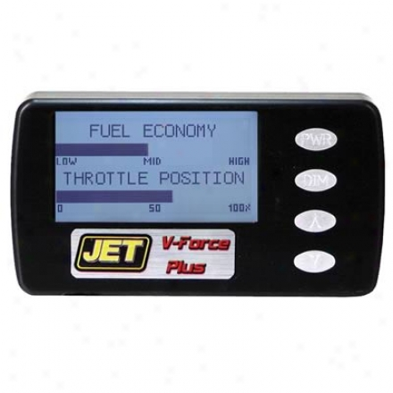 Jet V-force Plus Performance Module