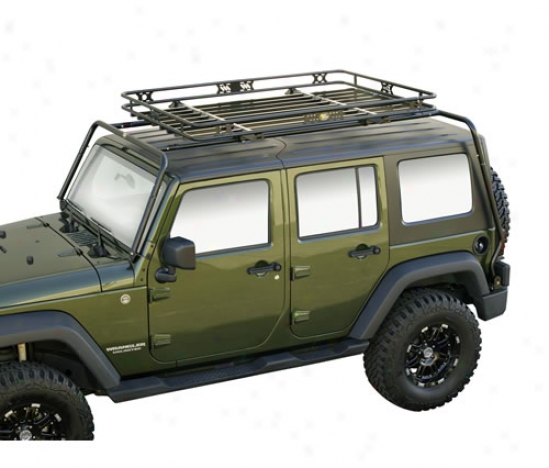 Kargo Master Kargo Master Jeep� Congo Cage Rack Mount 5035-1