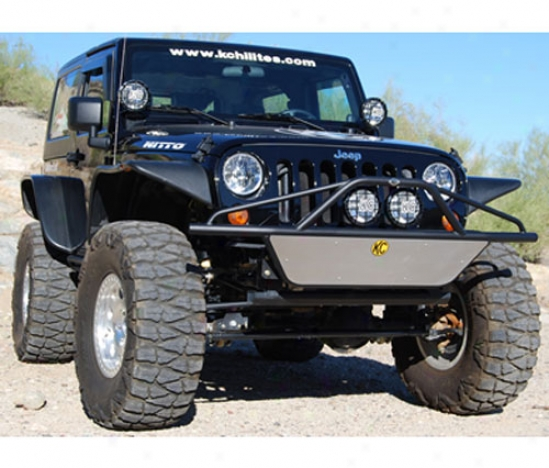 Kc Hilites Front Tube Style Bumper By Kc Hilites