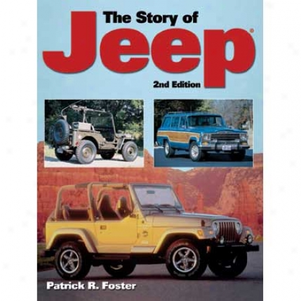 Kp Books The Story Of Jeep® Jeep2