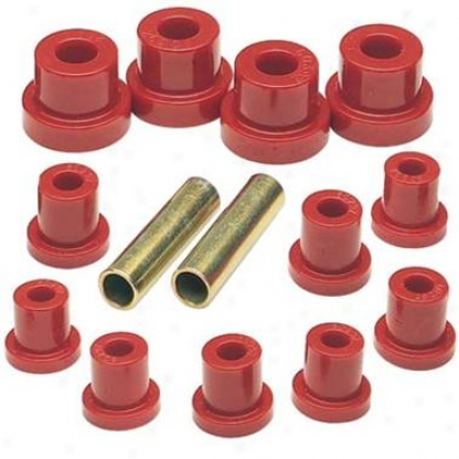 Leaf Spring Bushing Set