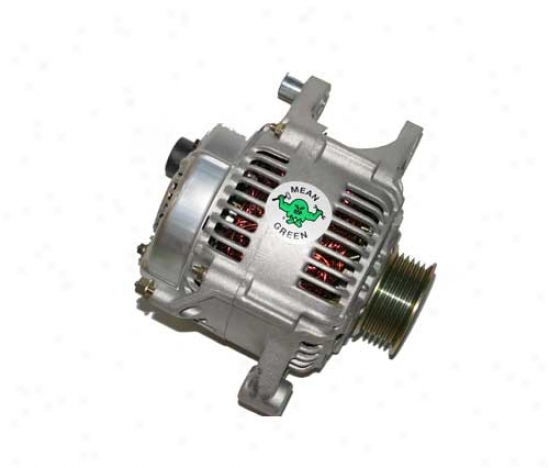 Base Green Mean Green High-output Alternator 200 Amp Mg1334