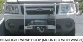 Mile Marker Extreme Grille Guard/winch Mounting System