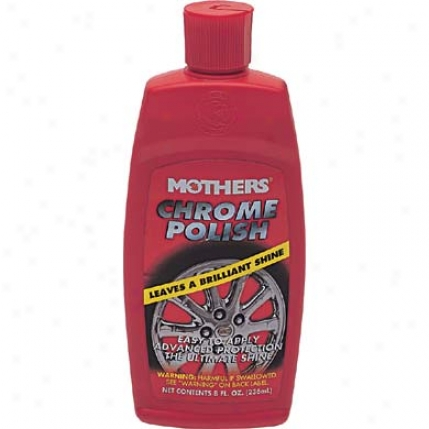 Mothers Chrome Polish 055208