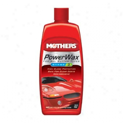 Mothers Powerwax 08716