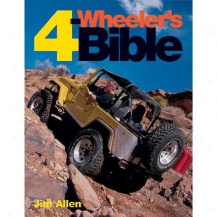 Motorbooks International 4-wheeler�s Bible Book 135120