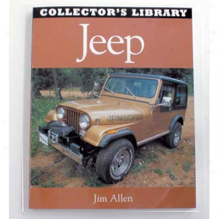 Motorbooks International Jeep® Collector�s Library Book 135593