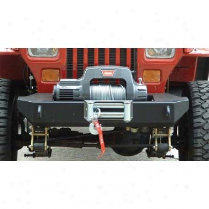 "Mountain Off Road Entwrprises Stubby Rockproofâ""¢ Front Bumper By Mountain Off-road Enterprises Jfbs300"