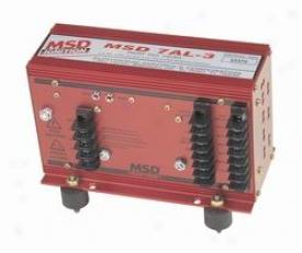 Msd 7al-3 Series Race Multiple Spark Ignition Control