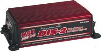 Msd Dis-2 Programmable Ignition Control