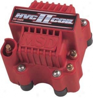 Msd Hvc Pro Power-2 Ignition Coil