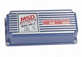 Msd Marine Igintion Control