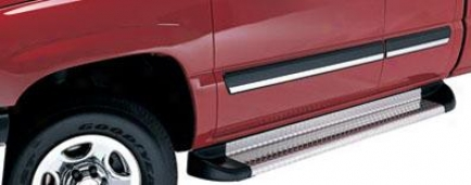 Multl Fit - Trailrunner Running Boards