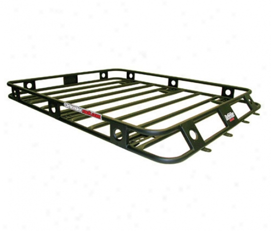 Off Road Unlimited Welded One Piece Shelter Rack