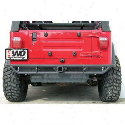 Olympic 4x4 Products A/t Slider Raise Bumper By Olympic 153-124