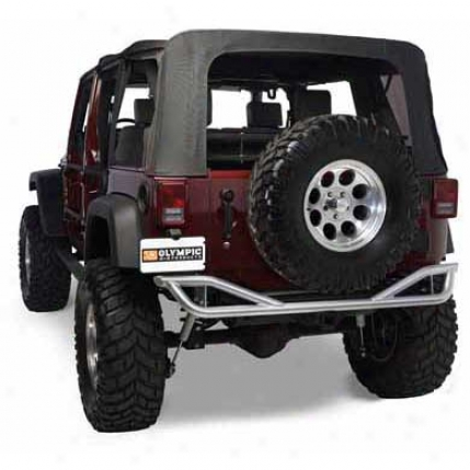 Olympic 4x4 Products Boa Rear Bumper yB Olympic 250-175