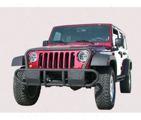 Olympic 4x4 Products Defender Front Bumper 210-174