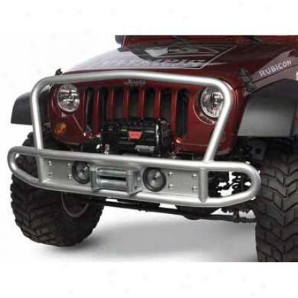 Olympic 4x4 Products Defender Front Bumper By Olympoc 210-175