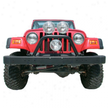 Olympic 4x4 Products Frobt Bumper Bar Through  Olympic 264-124