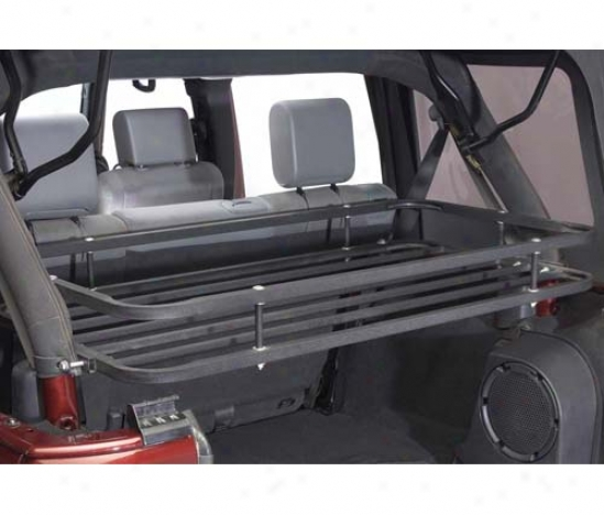 Olympic 4x4 Products Mountaineer Rack By Olympic  907-101