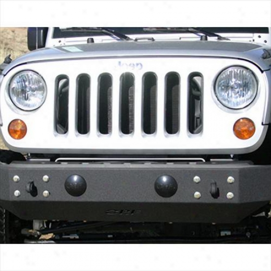 Or-fab Off-road Products Or-fab Rock Slider Front Bumper Black 83200