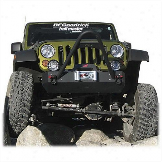Or-fab Off-road Products Stinger Bumper By Or-fab Black 83211