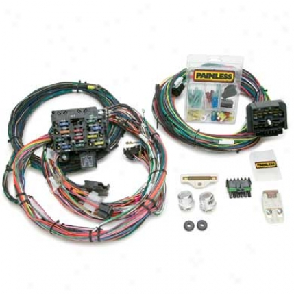 Painless Wiring Yj Chassis Harness
