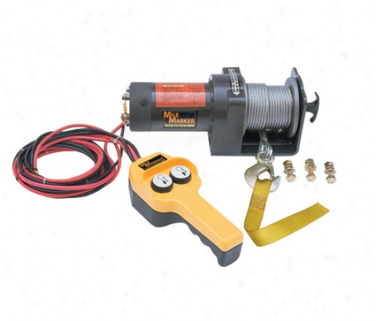 Pe2000 Electric Winch