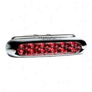Piaa Lights Deno 3,red Rear, 12 Led Fog Lamp Kid