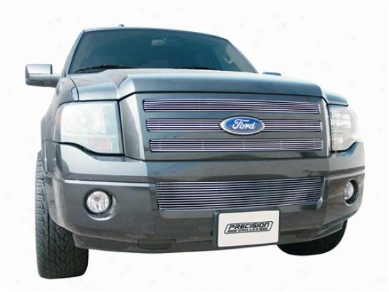 Precision Grilles Classic Billet Upper Grille
