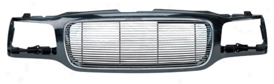 Precision Grilles Oe C0mbos Shell W/billet Grille