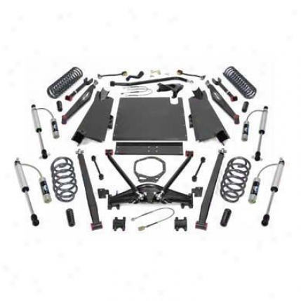 Pro Comp Dual Sport 6 Inch Long Arm Suspension System