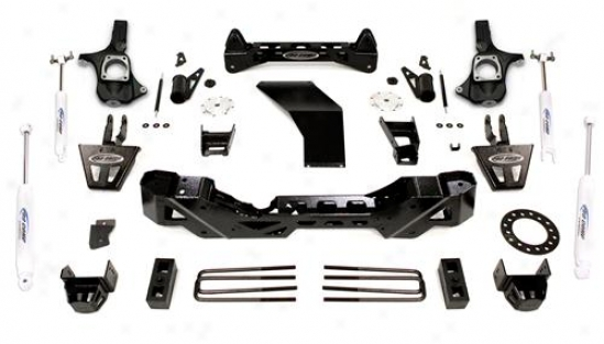 Procomp Suspension 6 Inch Crossmember & Knuckle Lift Kit With Es9000 Shocks K1085b