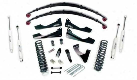 Procomp Suspension 8 Inch Stage Ij Lift Kid With Ed9000 Shocks K4155b