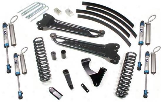 Procomp Suspension Stage Ii, 6 Imch Lift Kit With Mx6r Adjustable Reservoir Shocks K4182bmxr