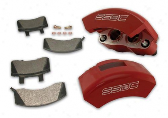 Quick Change Supertwin Aluminum Caliper Upgrade Kit