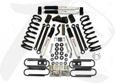 Revtehc 4.5 Inch Suspension Lift Kit