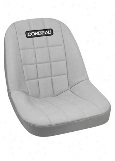 Rhino Front Seat Covers Grey Vinyl/cloth