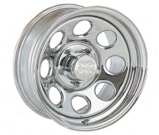 Rock Crawler Series 99 Chrome Monster Mod Wheel