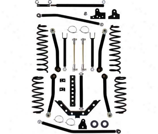 "Reel Krawler 5.5"" X-factor PlusM id Arm Delay System By Rock Krawler Jk55831"