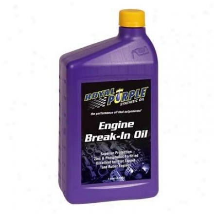 Royal Purple Engine Brake In Oil Sae 10w30 11487