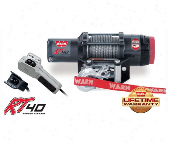 Rt40 Rugged Terrain Winch