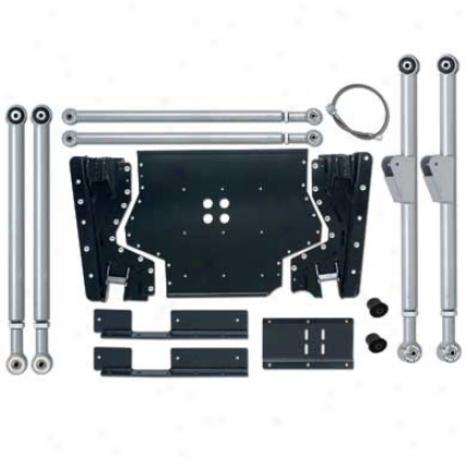 Rubicon Express Extreme-duty Long Arm Upgrade Re7231